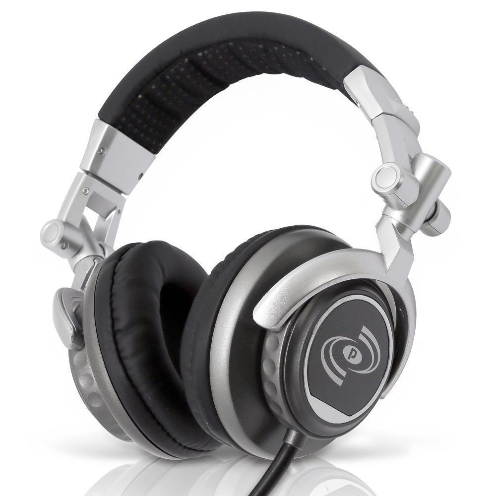 Pyle PHPDJ1 Circumaural Professional DJ Turbo Headphones