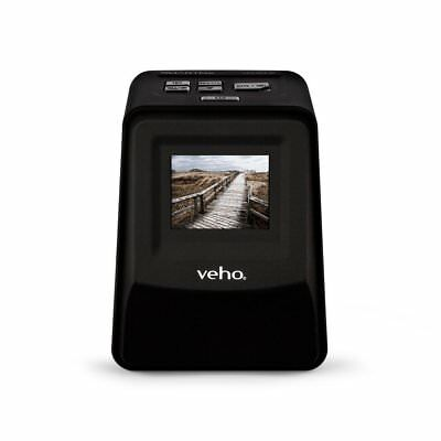 Veho Smartfix 14 Megapixel Negative Film and Slide Scanner, Black (VFS-014-SF)