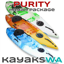 SUMMER SALE - NEW Purity Single Kayak - With Extras Midland Swan Area Preview