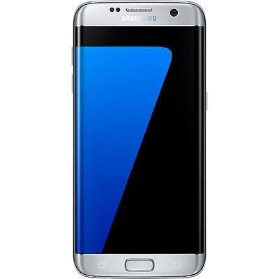 Samsung Galaxy S7 Edge G9350 32Go 4G LTE Dual Sim Désimlocké - Argent