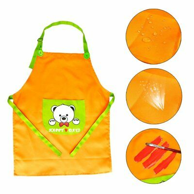 Kids Chef Set Child's Chef Hat Apron Set Adjustable Fit for Toddler Career Role ](Chef Hat For Toddler)