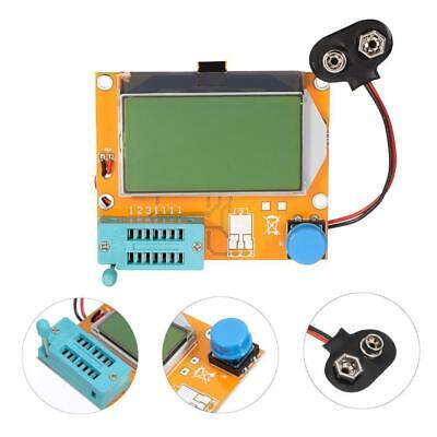 Lcr-t4 Mega328 Transistor Tester Diode Triode Capacitance Esr Meter Npnpnp New