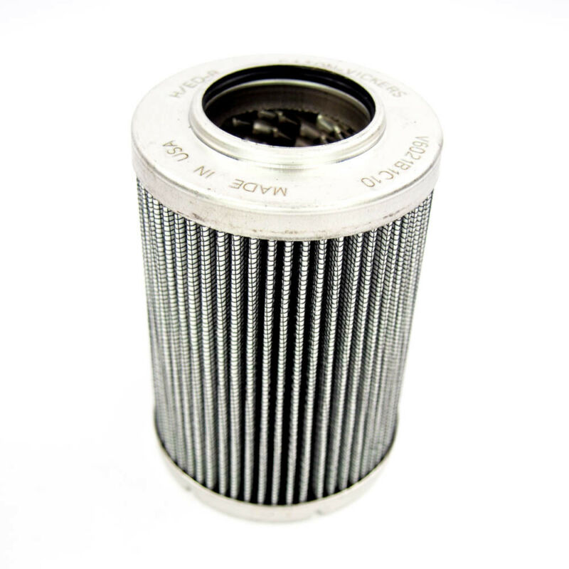 Eaton Vickers V6021B1C10 Hydraulic Filter Element H/ED-B 12 Micron - Genuine OEM