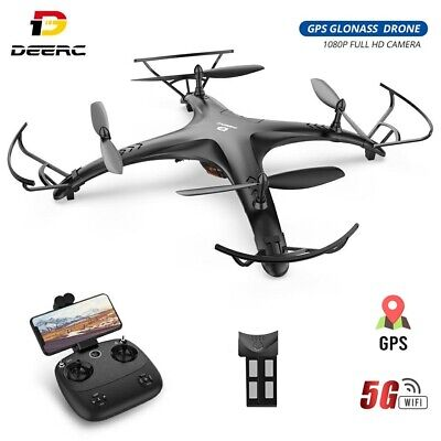 GPS drone with 1080P HD camera 5G wifi FPV RC quadcopter Unique design tapfly A+