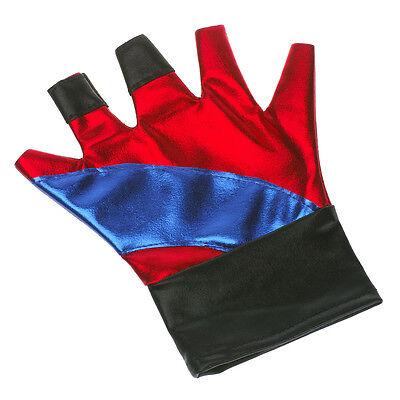 ley Quinn Handschuhe Glove Cosplay Kostüm Halloween Party  (Harley Quinn Kostüm Handschuhe)