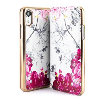 Ted Baker® BABYLON Mirror Folio Case for iPhone XR