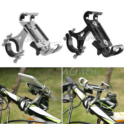 360°Alloy Bike Bicycle Handlebar Holder Mount For iPhone XS Max Samsung S10/S10e