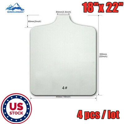 4pcs Screen Printing Pallet 18x22 Extra Large T-shirt Printing With No Bracket