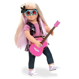Our generation deluxe rock star doll - Layla