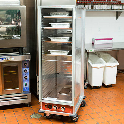 Full Size Non-insulated Nsf Heated Holding Proofing Cabinet W Clear Door