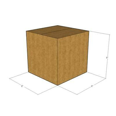 8x8x8 Multi-depth 6 4 New Corrugated Boxes For Shipping 32 Ect