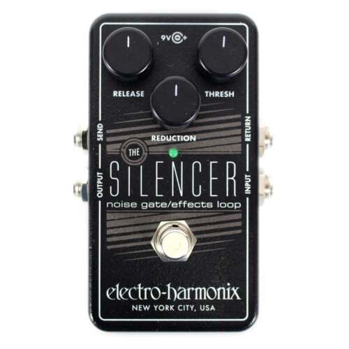 electro harmonix silencer noise gate effects loop pedal for guitar ebay. Black Bedroom Furniture Sets. Home Design Ideas