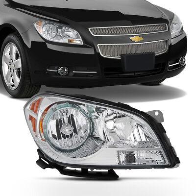 2008-2012 Chevy Malibu Headlight Headlamp light Passenger Side 08 09 10 11 12