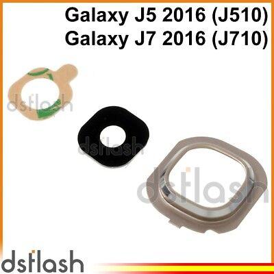 Marco Cristal Camara Samsung Galaxy J5 2016 (J510) / J7 2016 (J710)...
