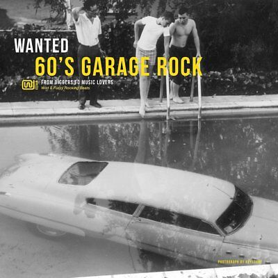 WANTED: 60S GARAGE ROCK - NEW VINYL LP