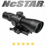 NcStar 3-9X 42mm P4 Reticle Mark III Tactical Series Scope Black STP3942GV2