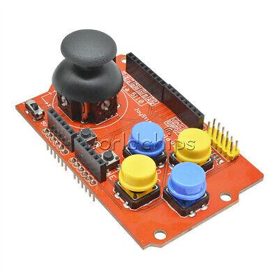 Gamepads Joystick Keypad Shield Ps2 For Arduino Nrf24l01 Nokia 5110 Lcd I2c W