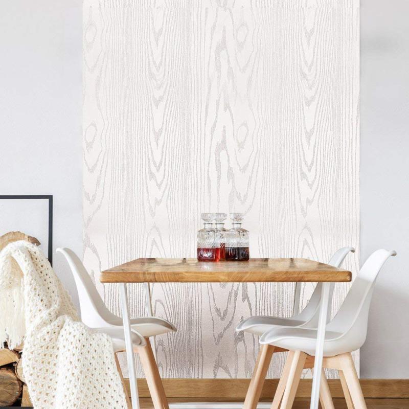 Wood Paper Vinyl Peel and Stick Countertops Decorative