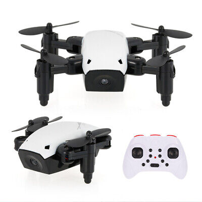 S9 2.4G 4CH 6-ax is Gyro Mini Drone Foldable 3D Flip RC Quadcopter RTF S2D5