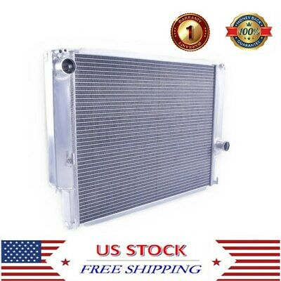 For BMW E30 E36 325i 323i 328i 320i M3 L6 MT 1988-1999 2-Row Aluminum Radiator
