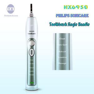 philips sonicare toothbrush hx6950 ebay rh ebay com Sonicare HX6950 Replacement Brush Heads Philips Sonicare Hx9340 Charging Do
