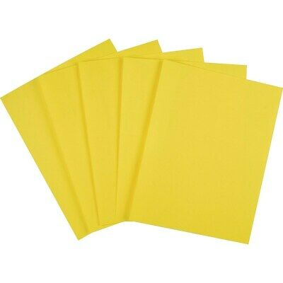 Staples Brights 24 Lb. Colored Paper Yellow 500ream 20102 733077