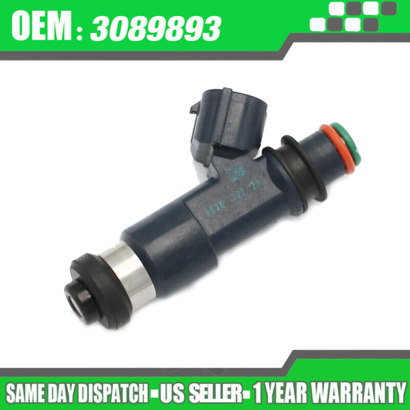Fuel Injector 3089893 Fits for 2006-2013 Polaris Sportsman 500 /& Ranger 500