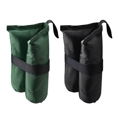 4 Pcs Weight Sand Bag w/ Grommet for Outdoor EZ Pop Up Canop