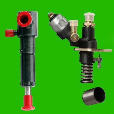 Apollo Electric Fuel Pump 4 Left Port Injector For Aed6500w Aed6500wf Diesel