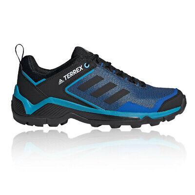 adidas Mens Terrex Eastrail Walking Shoes - Black Blue Sports Outdoors