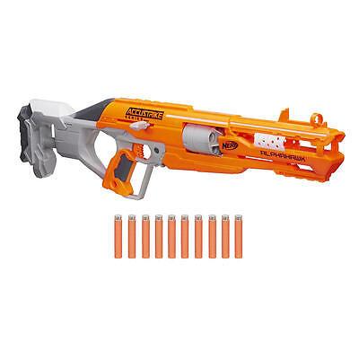 New NERF N-Strike Elite AccuStrike Series AlphaHawk Blaster Model:24460885