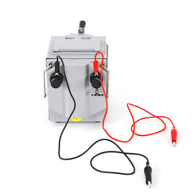 Plastic Shell 1000v Megger Meter Insulation Tester Resistance Meter 0-1000m