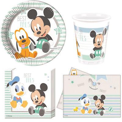 Baby Mickey Mouse und Freunde Kindergeburtstag Micky Maus Party Dekoration