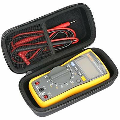 Hard Travel Case Replacement For Fluke 117115 Digital Electricians True Rms