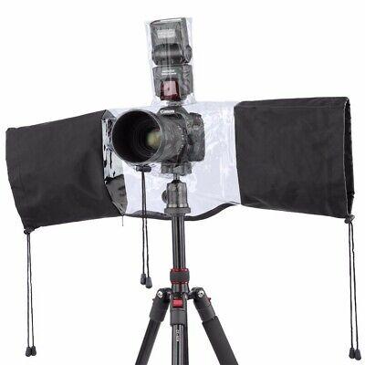 Universal Waterproof Rain Cover Camera Lens Protector for Nikon Canon DSLR Fulat
