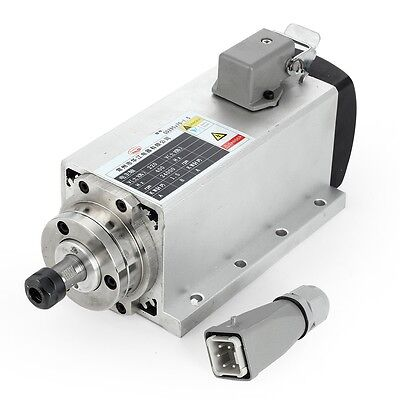 1500w 1.5kw Air Cooled Cnc Spindle Motor Engraver Milling Spindle Er11 Router