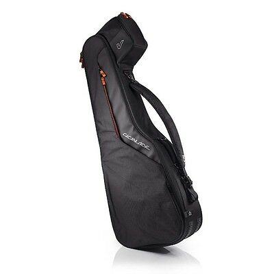 Gruv Gear GigBlade 2 Side-Carry Hybrid Acoustic Guitar Travel Gig Bag Black Hybrid Acoustic Guitar Bag