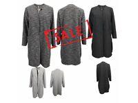 FREE DELIVERY AMAVISSE UK - New Women Clothes Winter Slim Long Sleeve Cardigan Jacket Coat Outwear