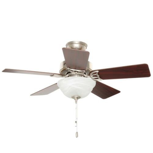 "Hunter 42"" Ceiling Fan Brushed nickel 51015"