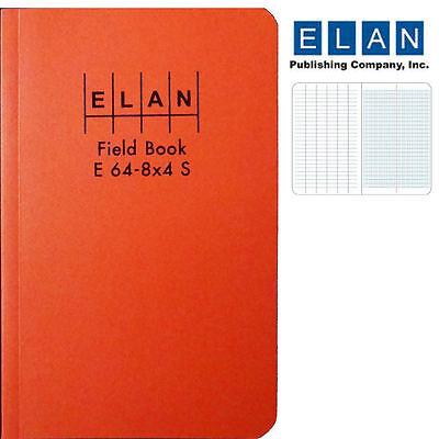 Elan Small E64 8 x 4 S Field Book