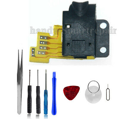 Kopfhörer Eingang / Audio Jack Kabel für iPod Touch 2 / 3 + Werkzeug & DHL Vers. Ipod Touch Jack