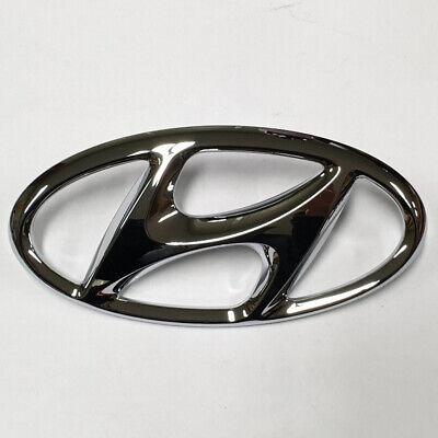 Front Grille H Logo Emblem for 2017 2018 Hyundai Elantra Avante AD