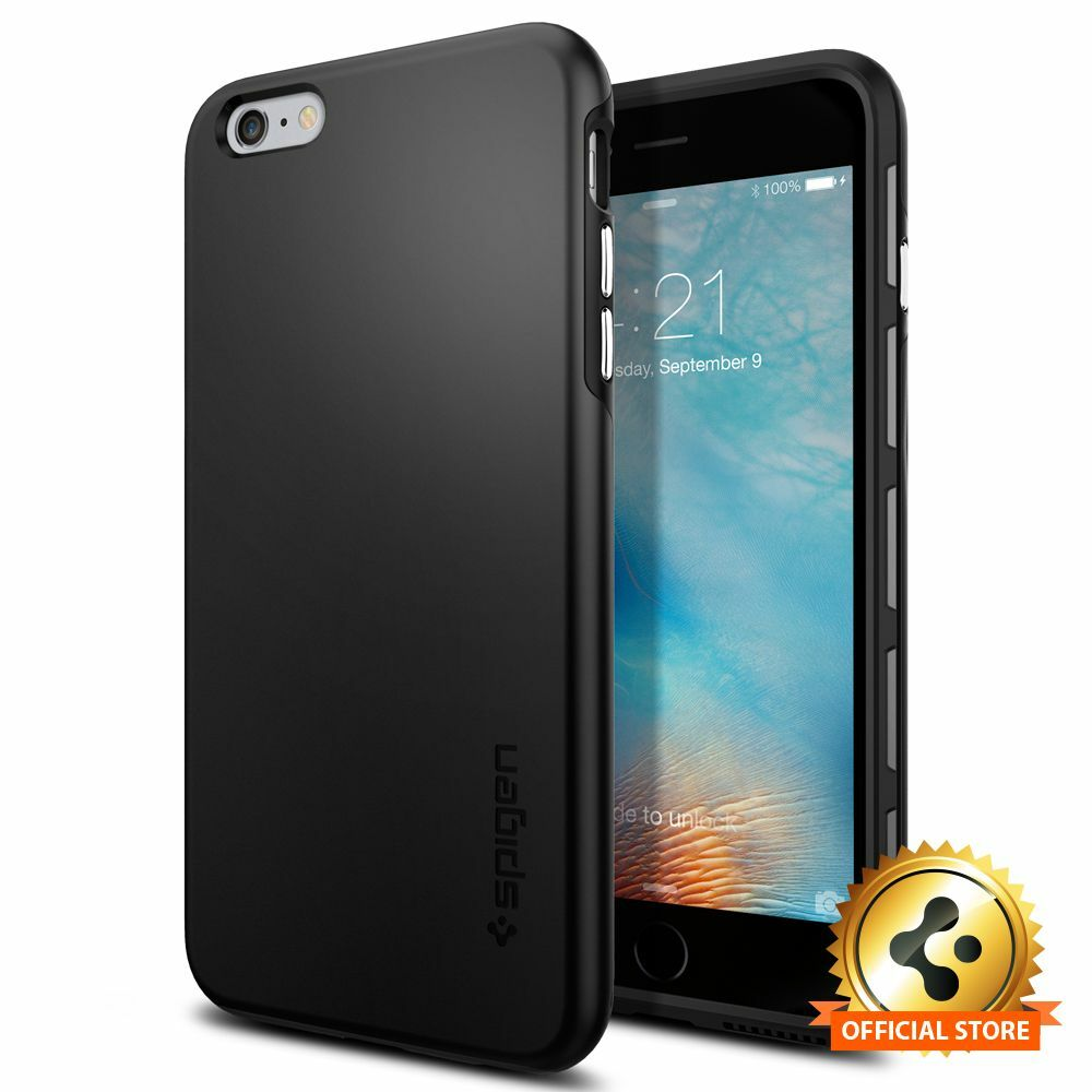 Spigen® Apple iPhone 6S Plus / 6Plus  QNMP Ultra Slim Case