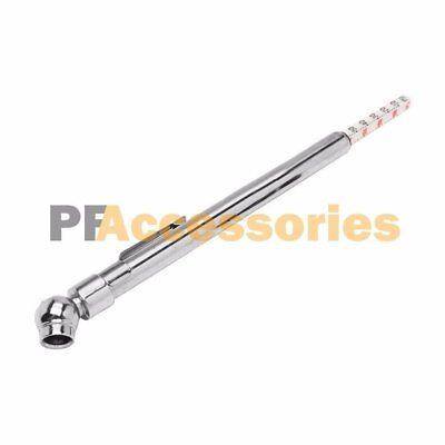 (Pencil Pen Style Truck Auto Vehicle Car Tire Pressure Gauge 10-100 PSI Air Meter)