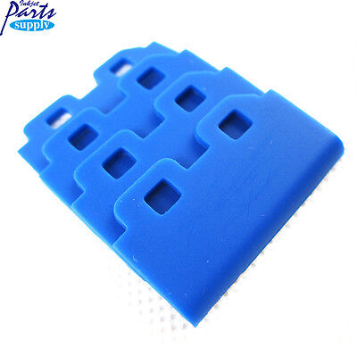 10pcs Cleaning Wiper Rubber For Mimaki Jv33 Mutoh Vj1204 1608 With Dx5 Printhead