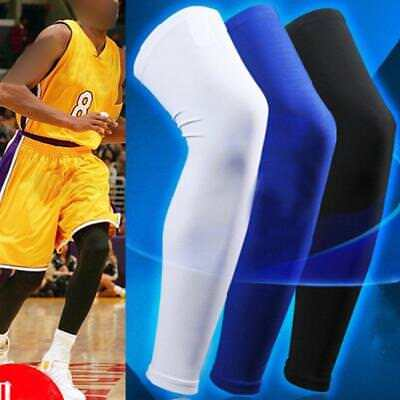 1Pc Cooling Basketball Sports Knee Leg Cover Protector Gear Soft Sleeves