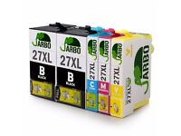 Ink Cartridges Replacement for Epson 27XL (T2711 T2712 T2713 T2714)