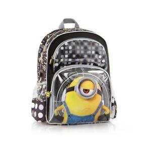 Heys Minions Exclusive Kids Multicolored School Backpack 16 Inch