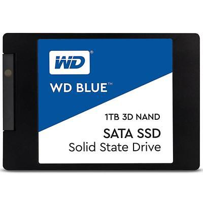 Western Digital 1TB SSD Maximum Read : 560MB/s, Maximum Write: 530MB/s, SATA/600