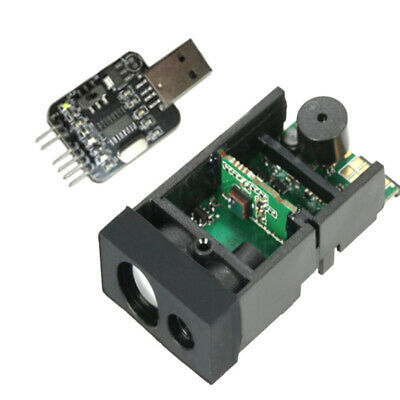 Laser Distance Measuring Sensor Range Finder Module Single & Continuous Measurem
